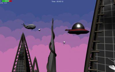 Voyage dans le temps – Game Jam 2017