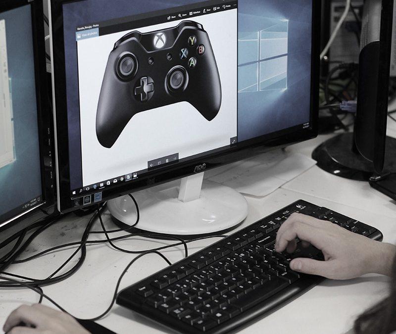 Objectif 3D fait sa Game Jam