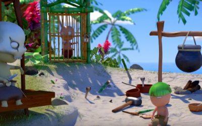 Projet des Élèves de 2eme Année en Cinéma D'Animation