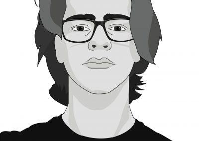 Portrait Etienne