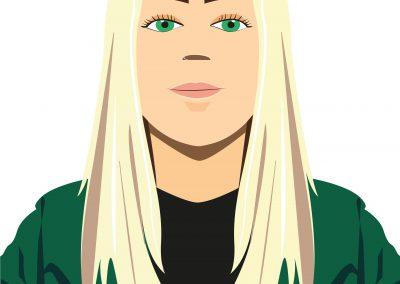 Portrait Tiphaine