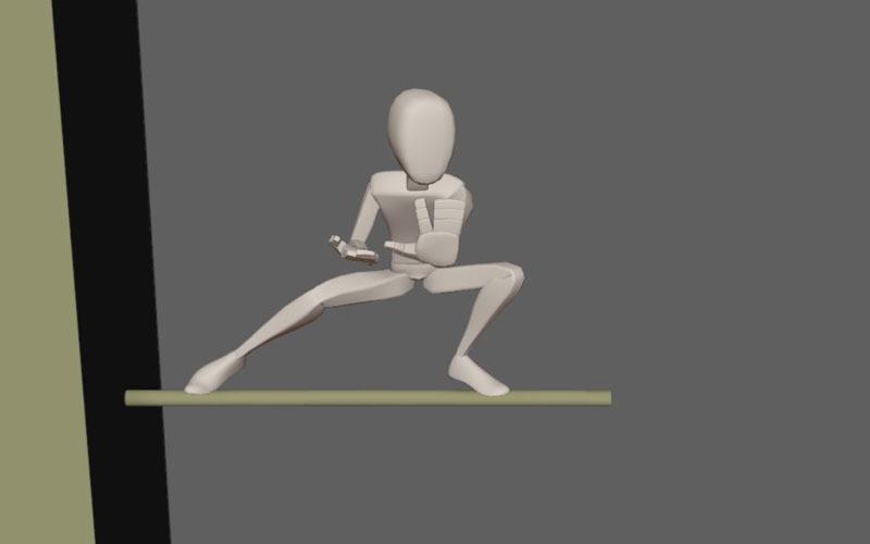 Exercice d'Animation 3D