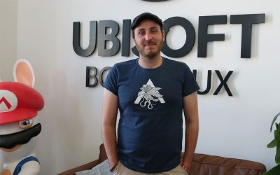 Interview de François Alligier : Game Designer chez Ubisoft Bordeaux