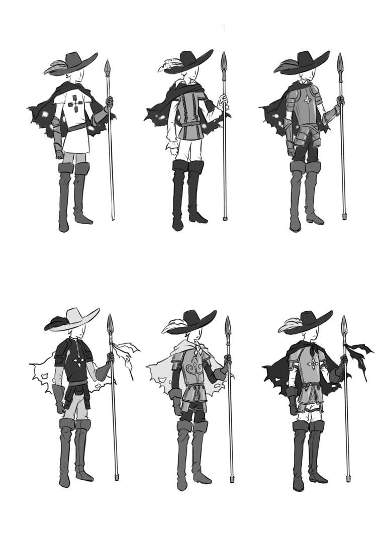 Don Quichotte - Clara