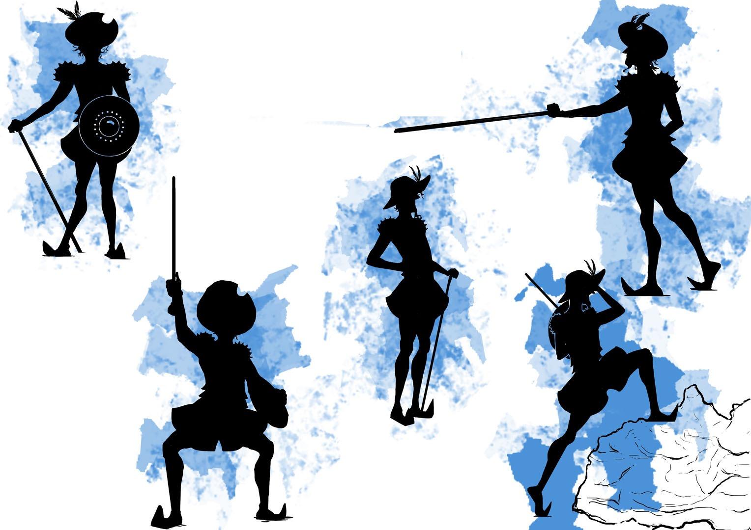 Don Quichotte - Eva