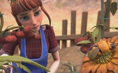 «Beehave» Film d'Animation 3D – Cinéma 2eme Année
