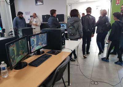 ecole game montpellier