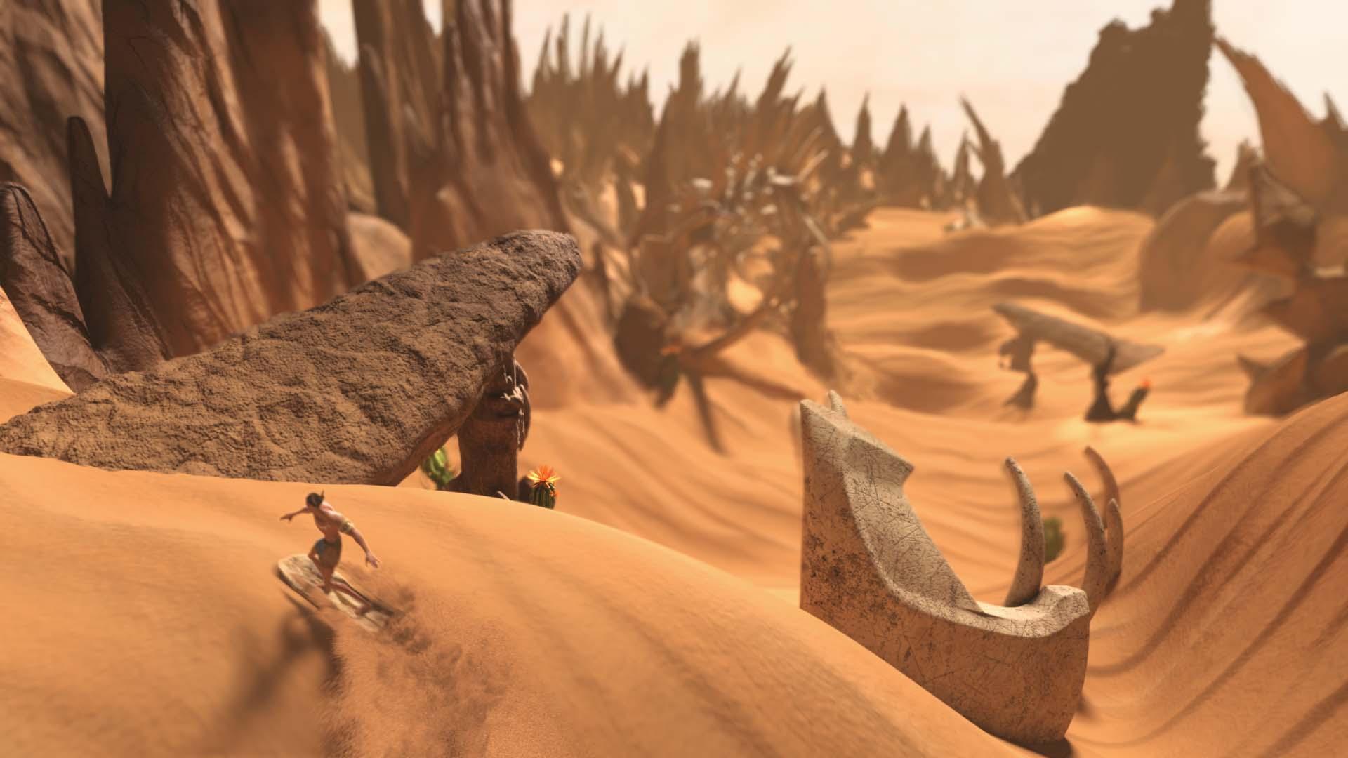 Animation 3D film étudiant