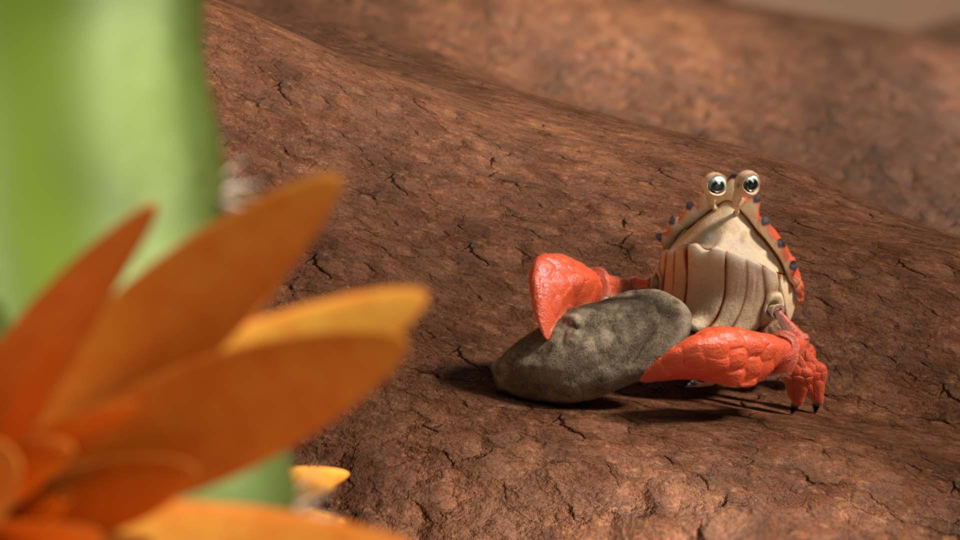 Film d'animation 3D étudiant