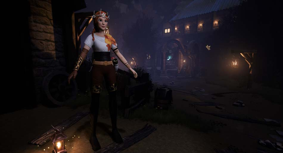 personnage jeu vidéo