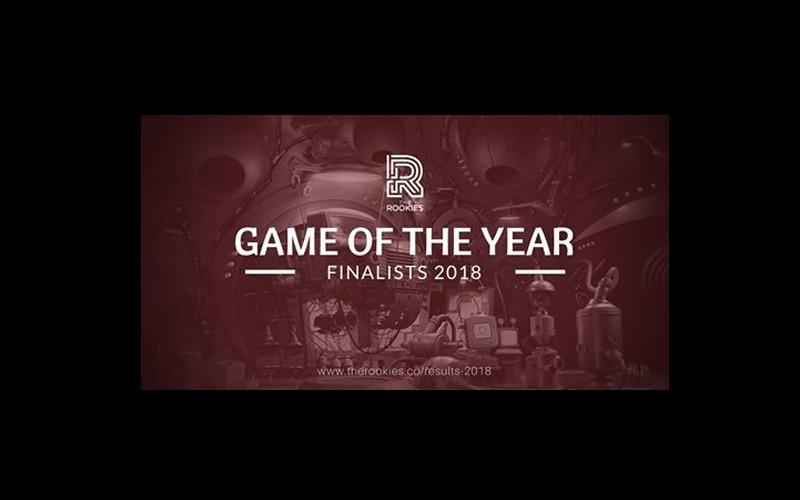 """Trois Jeux Vidéo finalistes pour le """"Game of the Year"""" – The Rookies"""