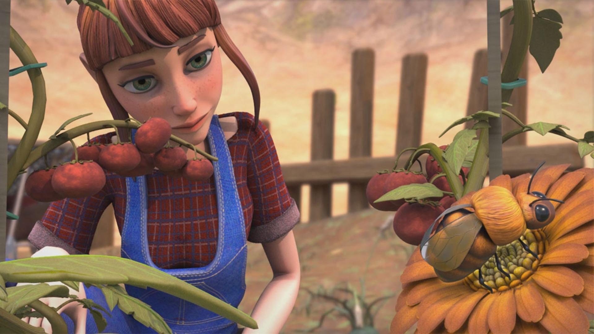 """""""Beehave"""" Film d'Animation 3D – Cinéma 2eme Année"""