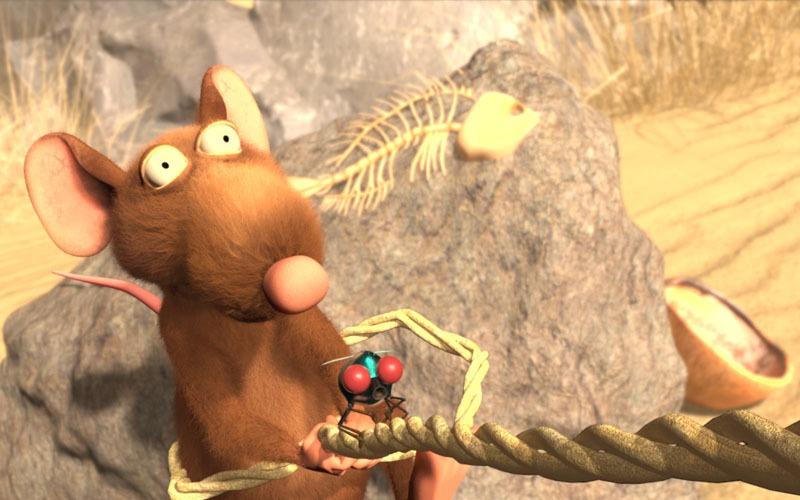 """""""Rift"""" – Film d'Animation 3D des 2eme Année"""