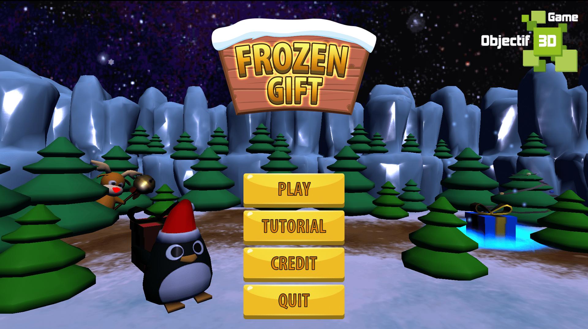 Frozen Gift – Téléchargez le jeu sur Google Play !