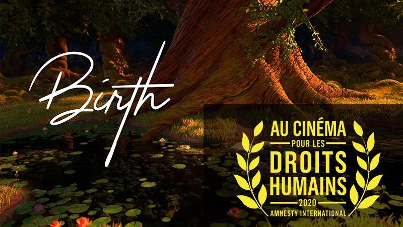 Un film d'animation d'Objectif 3D au Festival Amnesty International