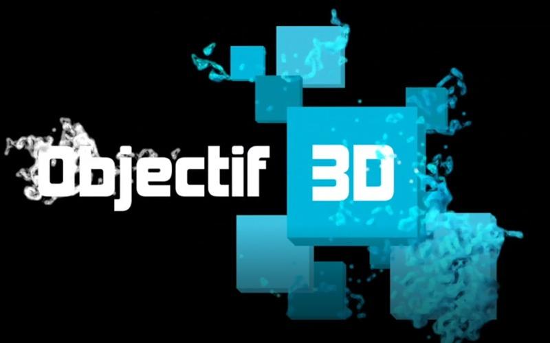 Animation 3D d'un logo